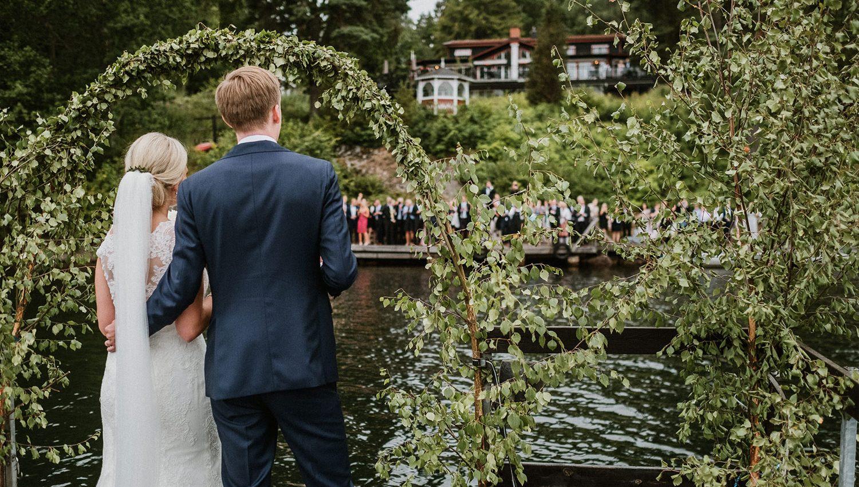 bröllop Ullinge Eksjö och Nässjö, Småland bröllopsfotograf Johan Lindqvist